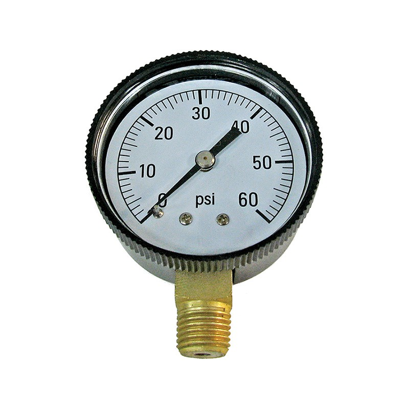 Standard Bottom Mount Pressure Gauge (36670)