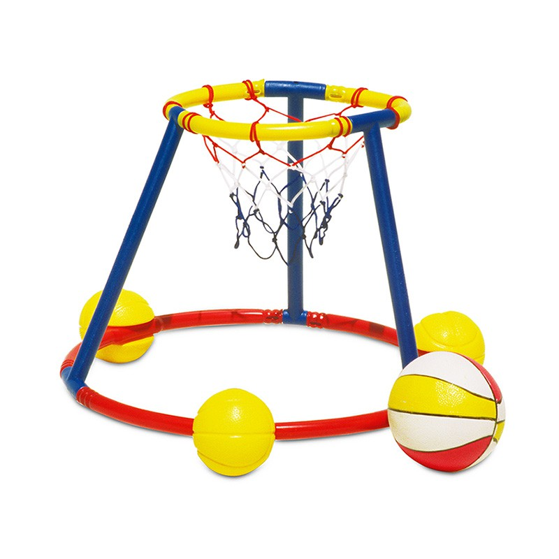 Hot Hoops Floating Water Basketball Game