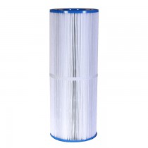 Spa Filters: 100 Sq Ft Hot Tub Cartridge Filters, 17 3/4 x 5 1/4 inches