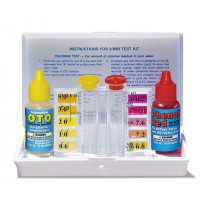 3-Way Hot Tub or Pool Water Test Kit (22240)
