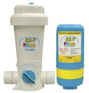 FROG: In Ground Cycler In-line Mineral Purifier (1015480)