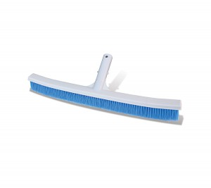 "Classic 18"" Cycolac Curved Pool Brush (20170)"