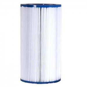 "Spa Filters: 25 SqFt Hot Tub Cartridge Filters, 6 9/16"" x 4 1/4"""