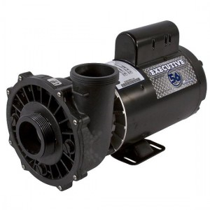 48 Frame; 230 Volt; 1 Speed, 4 HP Spa Pump