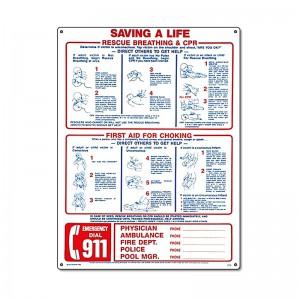 Sign: Saving a Life
