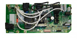 Board: QC501Z Systems Controller