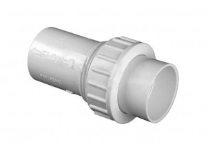 "1 1/2"" Unionized Hot Tub Check Valve"