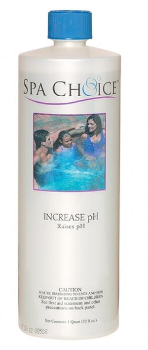 Spa Choice Balancers: Increase pH (1 qt)