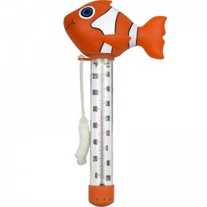 Floating Clown Fish Thermometer (25304)