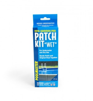 Vinyl Patch Kit - Wet/Dry (30280)