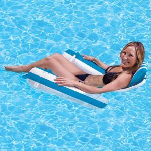Aqua Drifter Striped Chair (Adult)