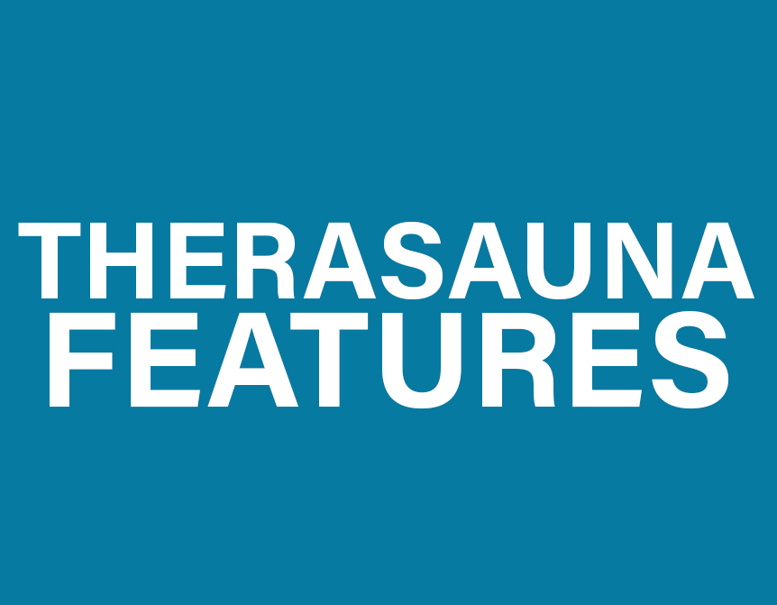 TheraSauna Features