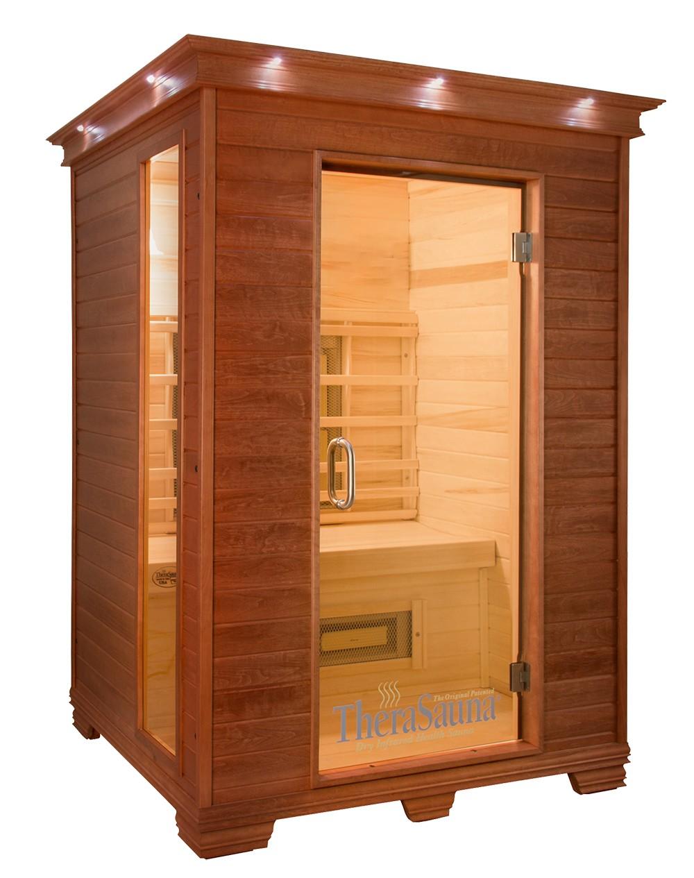 TheraSauna TS5753 Far Infrared Sauna