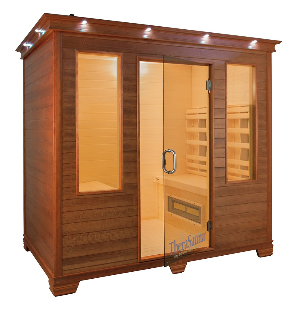 TheraSauna TS7754 Far Infrared Sauna