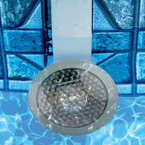 Underwater Lighting for Above Ground Hard Walled Pools