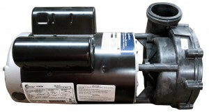 56 Frame; 230 Volt; 2 Speed, 5.2 MBHP Spa Pump