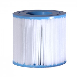 Spa Filters: 10 Sq Ft Hot Tub Cartridge Filter, 4 x 4 1/4 inches