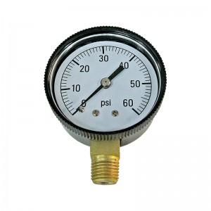 Standard Bottom Mount Pressure Gauge (36670)