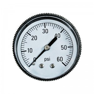 Back Mount Pressure Gauge (36672)