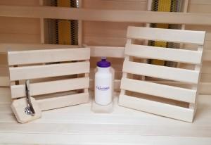 TheraSauna® Aspen Leisure Accessory Kit