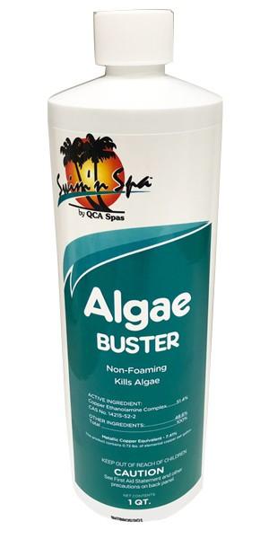 Swim N Spa Algaecide: Algae-Buster (1 QT.)