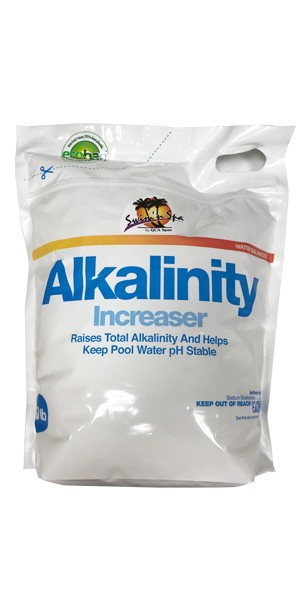 Swim N Spa Balancer: Total Alkalinity Increaser (10 LB.)