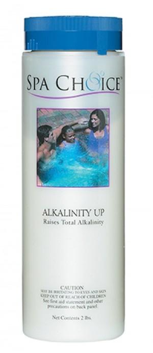 Spa Choice Balancers: Alkalinity Up (2 lb)