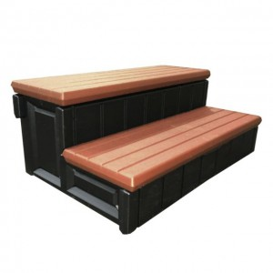 """36"""" Leisure Accents Spa Step (Choose Color)"""