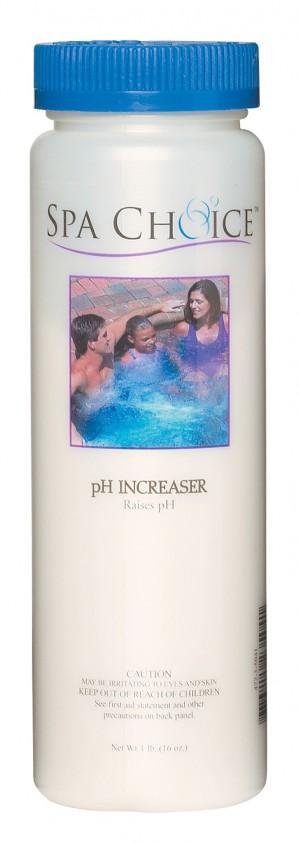 Spa Choice Balancers: pH Increaser (1 lb)