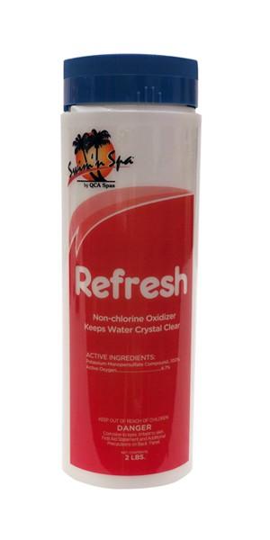 Swim N Spa Sanitizer & Shock: Refresh (2 LB.)