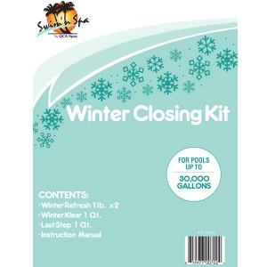 Swim N Spa Pool Kit: Pool Winter Closing Kit (30,000 Gal.)